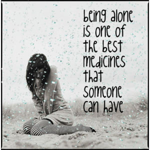Read about how embracing being alone can build your self-esteem and ...