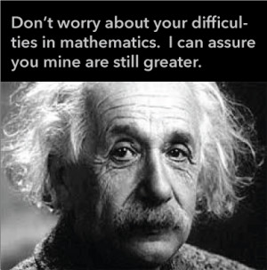 Albert Einstein, thinker