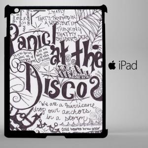 Panic at The Disco quote iPad 2, iPad 3, iPad 4, iPad Mini and iPad ...
