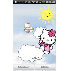 Hello Kitty 320x480 Mobile & iPhone Wallpaper Wallpaper, Hello Kitty ...