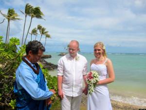 Hawaiian Wedding Disaster...