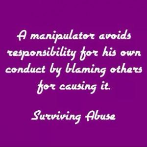 Manipulation. Narcissistic sociopath relationship abuse.