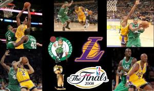 Lakers vs Celtics Image