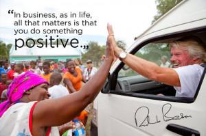 Richard Branson Picture Quotes