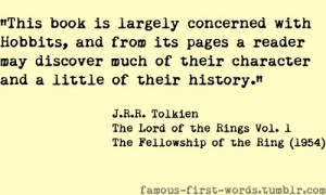 lord of the rings famous quotes quotesgram