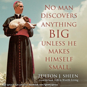 Miracle Baby Helping Fulton Sheen to Beatification...