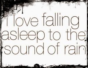 Rain Love Quotes for Instagram