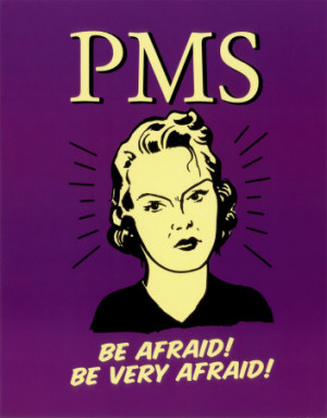 PMS And A Woman's Emotions