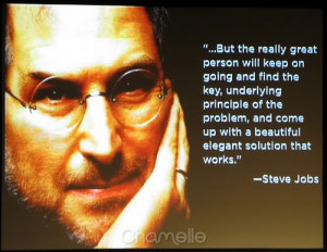 Thread: Some more amazing Steve Jobs quotes