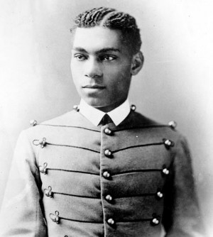 ... uniform, ca. 1877. Flipper was the first African American graduate of