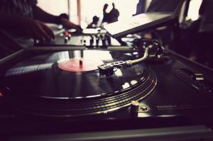 record player, vintage, vinyl