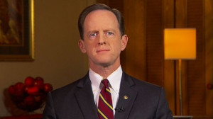Big Thank-You To Pat Toomey…