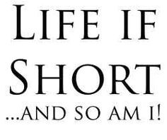 Couple Funny Short People Quotes More