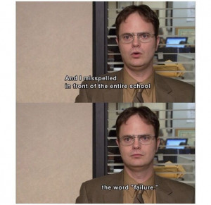 The Office Funny Quotes Dwight