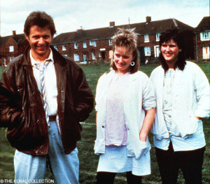 Drama: Actors George Costigan Michelle Holmes, Siobhan Finneranfrom ...