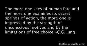 Top Quotes About Fate And Choice