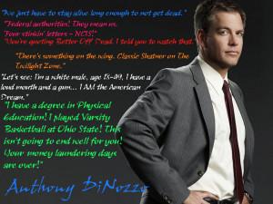 NCIS: Tony by perry321