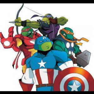 Kevin Eastman Compares Bay's Ninja Turtles to The Avengers