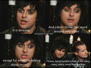 funny billie joe armstrong quotes 6 funny billie joe armstrong