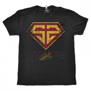 Patrick Willis Superman Women's T-Shirt