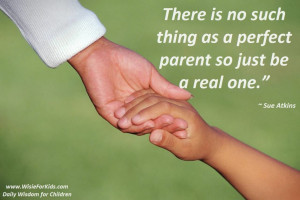 How a child behaves is a largely product of the child's environment.