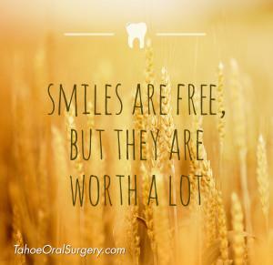 inspiring dental quotes and smile sayings from Reno Lake Tahoe dental ...