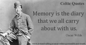 Oscar Wilde quotes on life and death