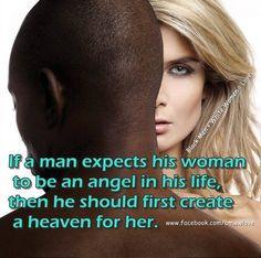 Black Men + White Women = Love More