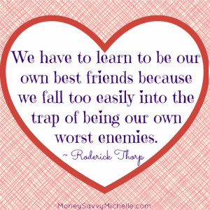 Inspirational Quote About Self-Love – Motivational Monday