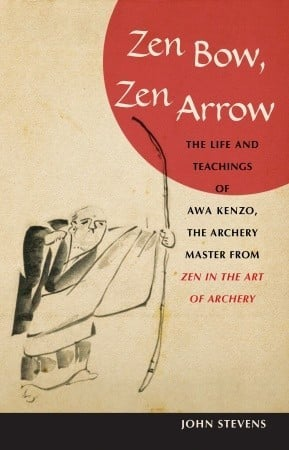 ... of Awa Kenzo, the Archery Master from