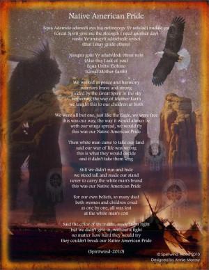 Native American Pride: American Quotes, Native American Indians ...