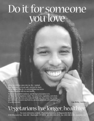 Ziggy Marley Ad