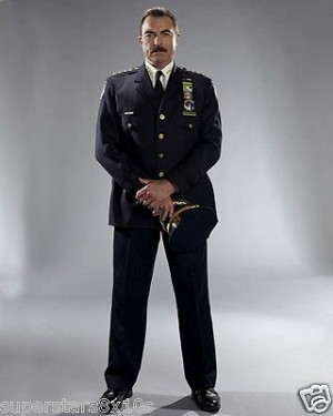 TOM SELLECK actor BLUE BLOODS as Frank Reagan 1 photo 8x10 picture #11