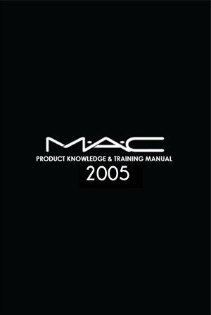 Mac Cosmetics Book