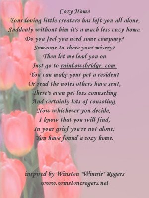 death poems pet loss sympathy and poetry cards more