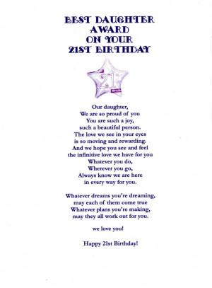 21st Birthday Image