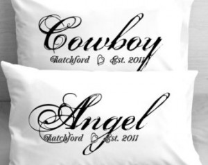 ... Cowboys Angels Country Western engagement wedding anniversary gift