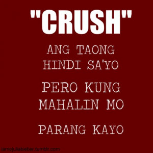 Quotes About Love Tagalog Patama QuotesGramQuotes About Love English Patama Sa Crush