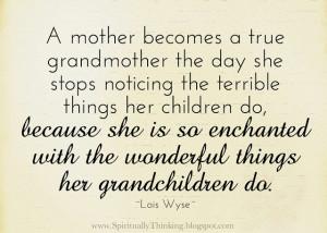 True Grandmother