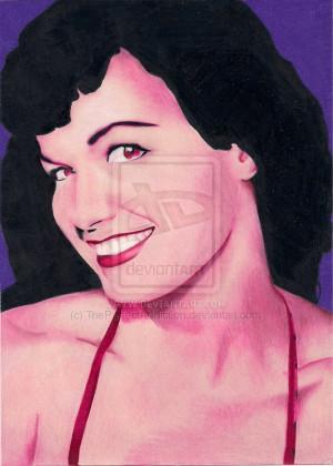 Bettie Page Forever Wicknasty