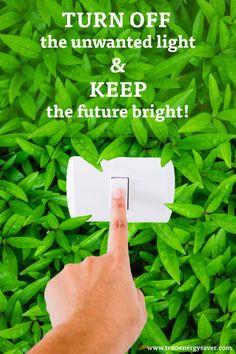 Did you start saving energy at you home? Start Saving Energy today ...
