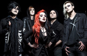 "Exclusive: New Years Day Premiere New Music Video, ""Angel Eyes ..."