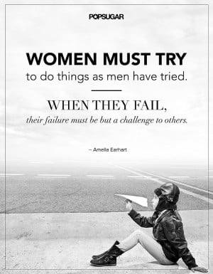 Read More Women's History Month Quotes