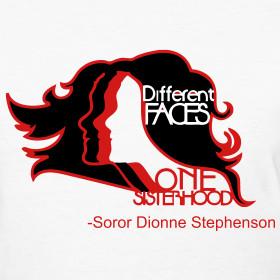 Design Delta Sigma Theta One Sisterhood custom shirt