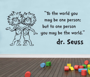 DR-SEUSS-THING-1-2-inspirational-Quote-Decal-WALL-STICKER-Words-Decor ...