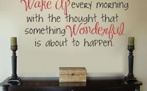 Good Morning Wedding Quotes to start the day right