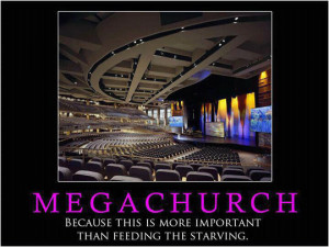 funny big Christian church
