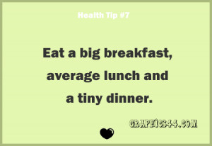 Eat Big Breakfast Average...