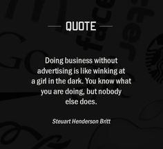 , Advertising Bitch, Marketing, Adverti Quotes, Advertising Quotes ...