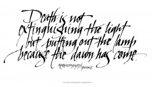 Tagore Quotes Death Quotehd